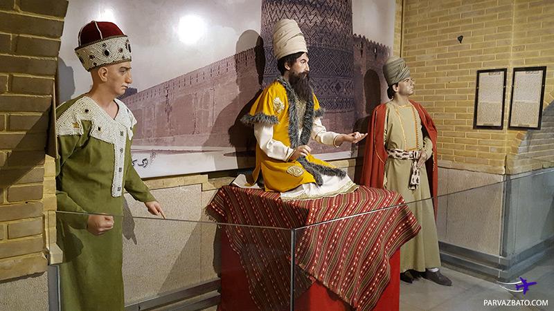 تصویر موزه مادام توسو