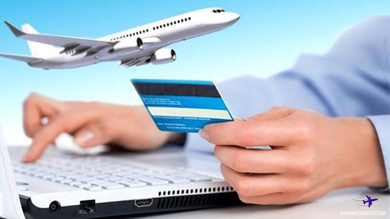 خرید اینترنتی بلیط هواپیما مشهد اهواز